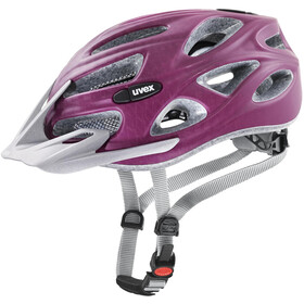 UVEX Onyx CC Casque, berry matt